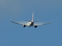 CHINA 737-800 ベイパー