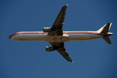 飛行 China A321-211