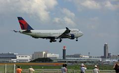 ジャンボ保存委員会 /DELTA 747-400 N668US/oh oH OH