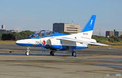 ☮休憩タイム(313)ブルー T-4  ① 46-5731