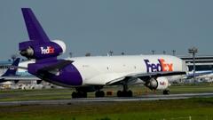 出発(211)FedEx MD-11