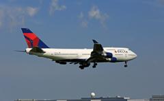 ジャンボ保存委員会 /DELTA 747-400 N670US