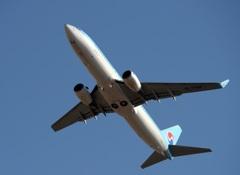 KOREAN 737-800 出発