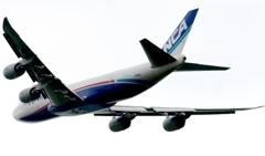 離陸(232)NCA 747-8F