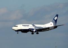 オーロラ 737-500