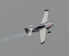 予選 Red-Bull-Air-Race-2015 曇りです!