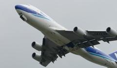 離陸(182)NCA 747-400F