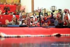 窓辺のひな祭り - Ⅸ