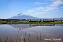 田鏡 - 裏岩手山