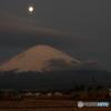 御殿場線 富士山 パール富士
