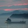 霧の朝(1) 180701-783