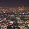 阪神市街地夜景