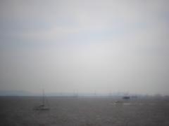 モノクロームな?海
