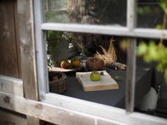 林檎の書の窓からの