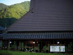 美山宿外観