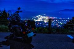 Blue Night Ⅱ