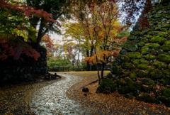古城の彩秋