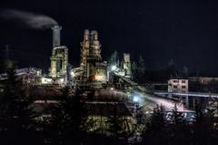 東邦亜鉛株式会社 安中工場