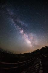 Milky way of Spring Ⅲ