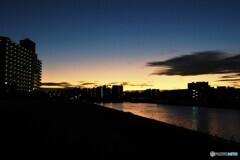 今夕の隅田川、、、ⅱ