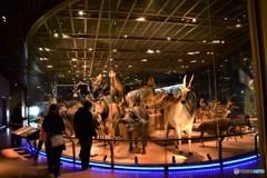 国立科学博物館ー地球館
