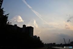 夏の空~①