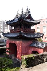 崇福寺 三門