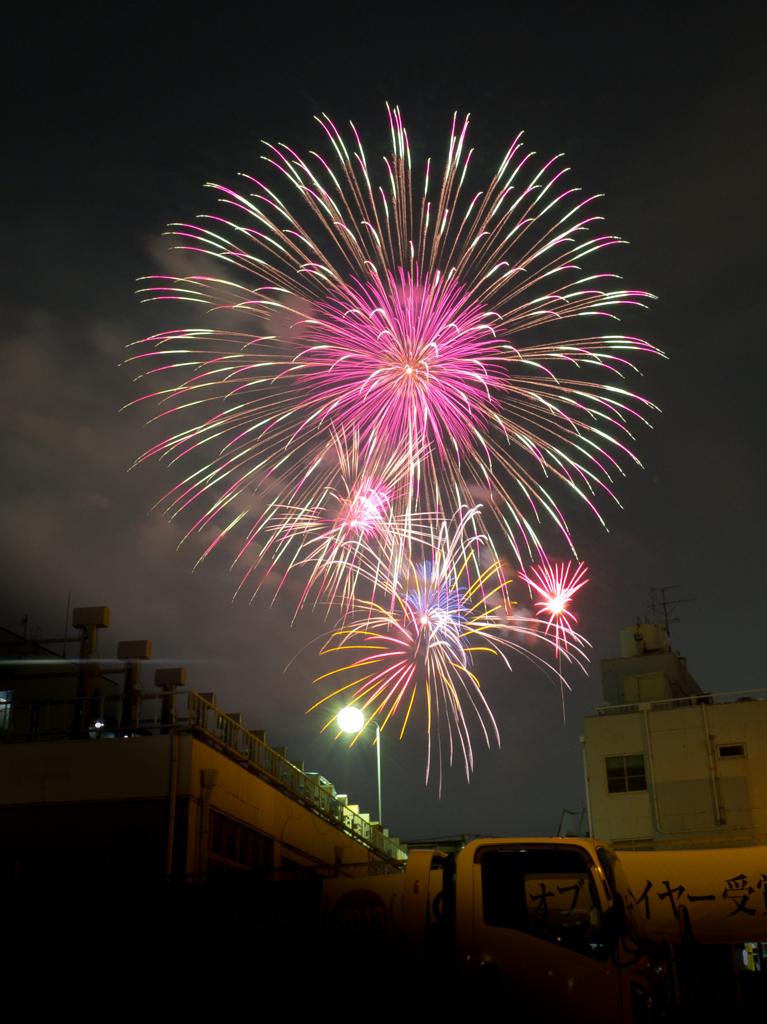 淀川花火大会2013