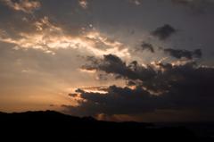 本州最南端の夜明け