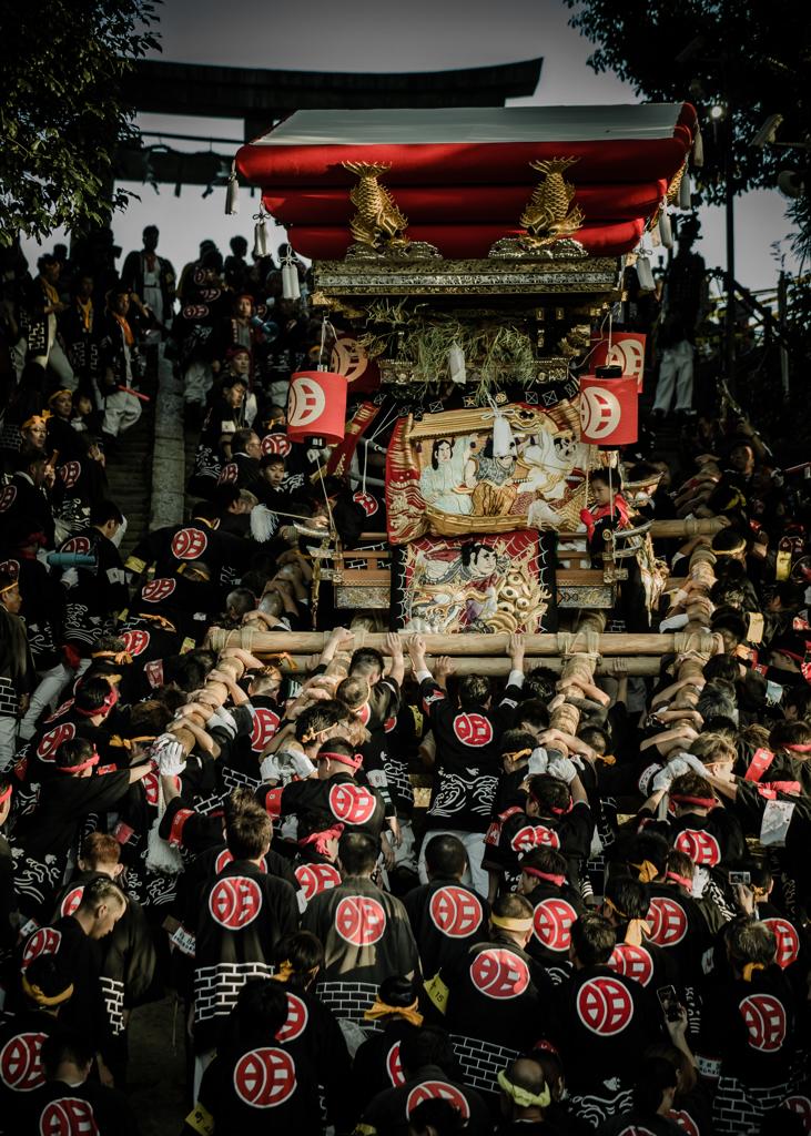 播州秋祭り2018