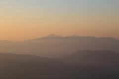 赤城山遠望
