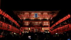 伏見稲荷宵宮祭