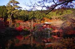 醍醐寺弁天堂 2