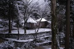 静寂の山寺