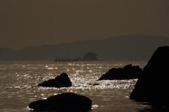 幻灯機の海
