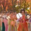 奈良の秋はやっぱり、これでしょう。