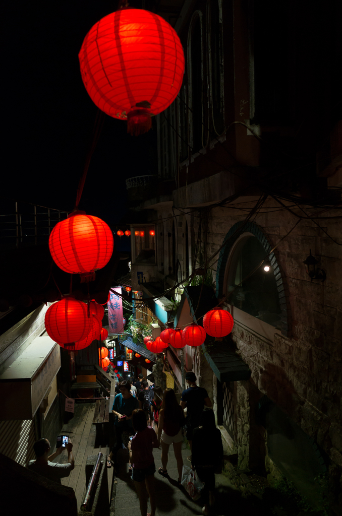 lantern alley