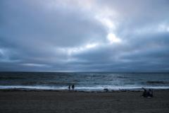 horizon of May
