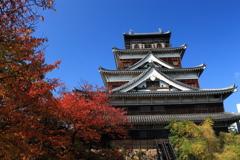 広島城本丸