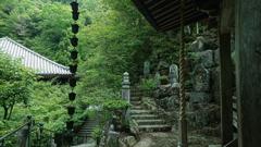 地蔵寺の初夏