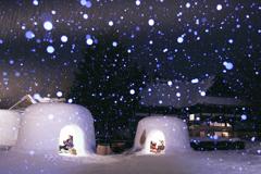 雪国メルヘン