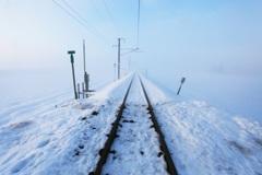 雪原のムコウ