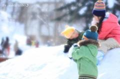 雪国の子どもたち