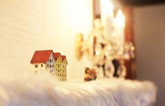 山手111番館のクリスマス ~小さなおうち~