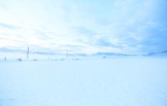 はるかな雪原 Ⅱ
