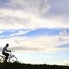ボクと自転車と空と