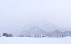 雪国メルヘン~東鳥海山と~