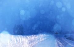 まあるい雪の日 ~メルヘンの夜~
