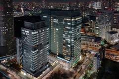 世界貿易センタービルから(浜松町)