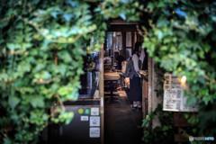 トトロのカフェ